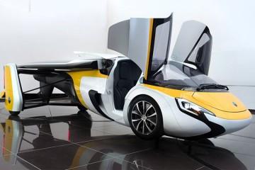 Carro voador europeu pronto para entrega em 2020
