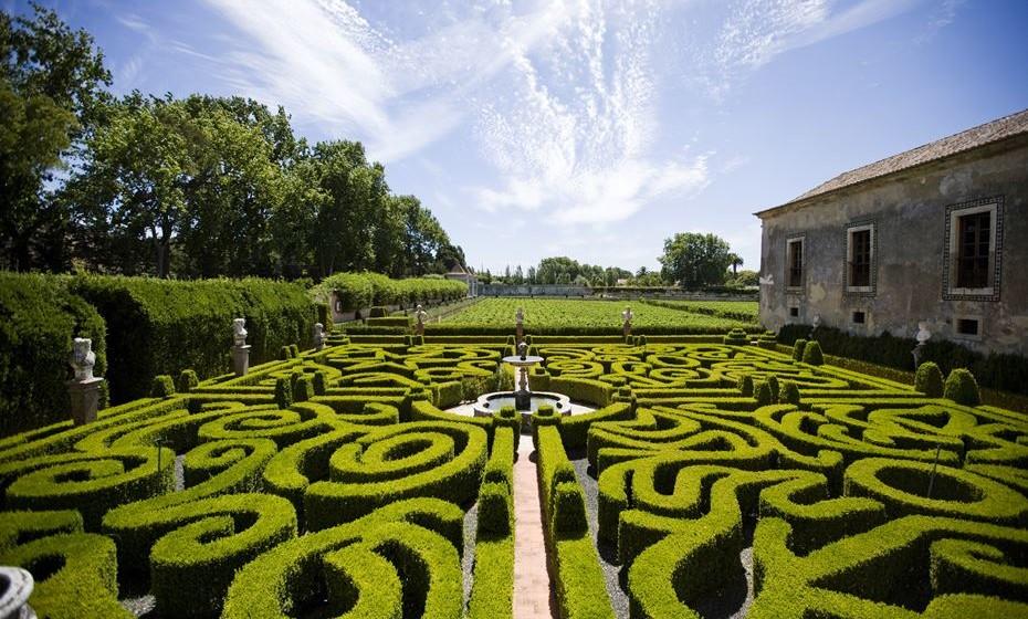 Palácio da Bacalhôa , Jardim dos Buchos