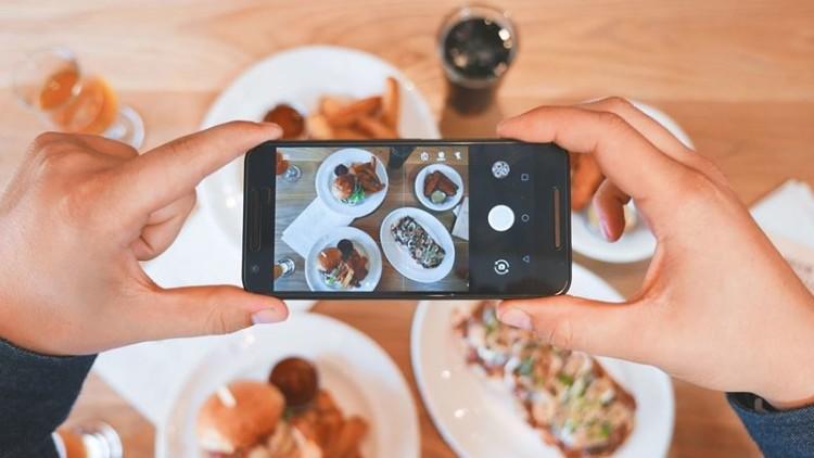 Instagram ajuda utilizadores a terem uma dieta mais saudável