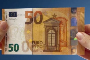 Da criação à circulação: a viagem da nova nota de €50