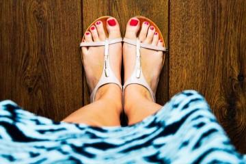 85% dos portugueses com mais de 35 anos tem alguma alteração nos pés