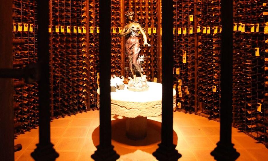Palácio da Bacalhôa, Sala dos Vinhos