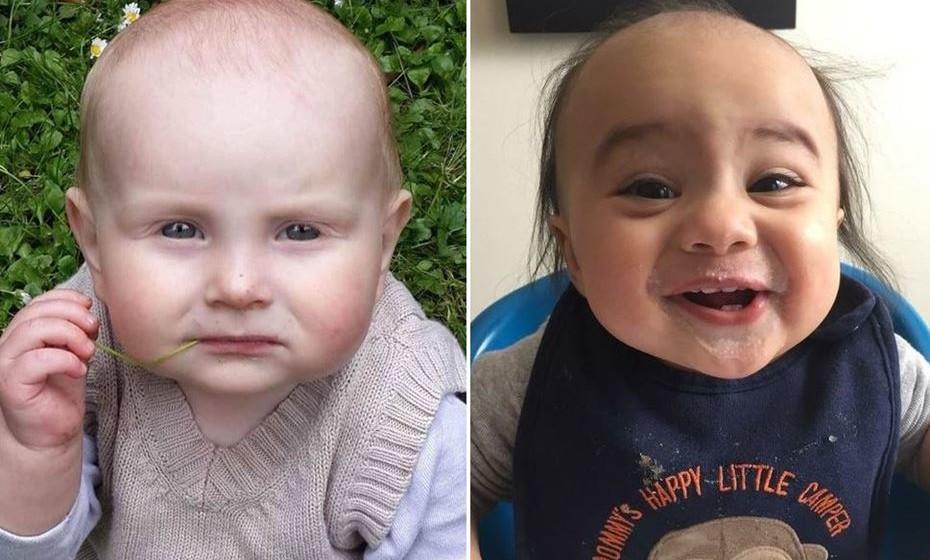 Não podem ter sido separados à nascença, mas parece. Ao longo dos anos, as fotos de bebés incrivelmente semelhantes a personalidades conhecidas mundialmente têm sido espalhadas pelas redes sociais. O Huffington Post recolheu algumas dessas imagens e nós divulgamos aqui.