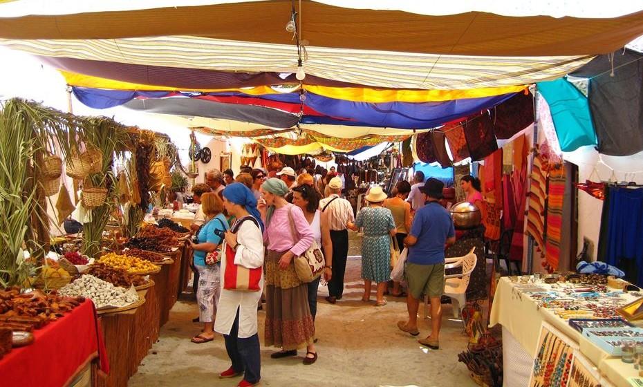 A vila alentejana volta a encher-se de cores vibrantes, cheiro a especiarias, sons e melodias árabes, para aquela que é a 9ª edição de um festival que acontece a cada dois anos.