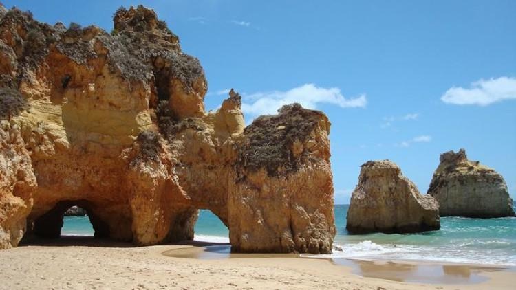 Algarve é a região do país com mais bandeiras azuis
