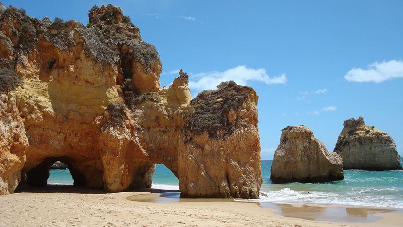 Portugal é o segundo destino europeu com maior taxa de ocupação de alojamentos de férias