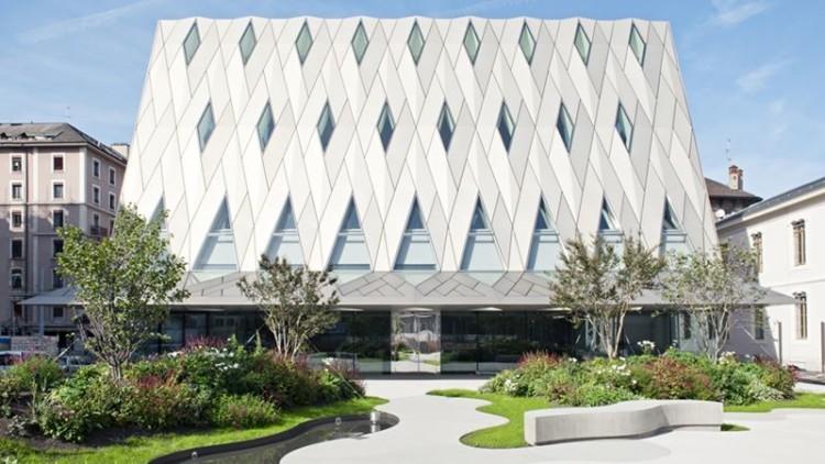 Museu de Etnografia de Genebra / Foto:  Fórum Europeu dos Museus