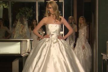 Reem Acra x Tiffany's: quando o luxo dos vestidos de noiva e das joias se juntam