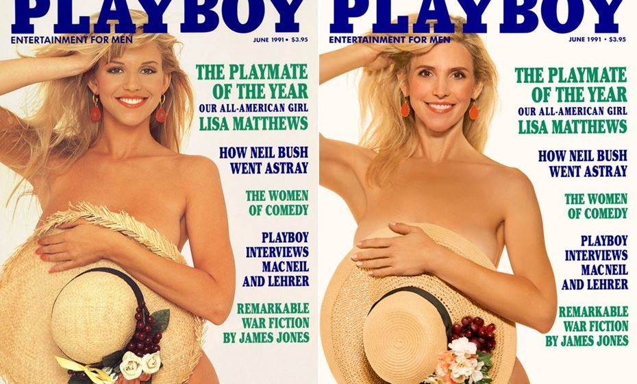 Lisa Matthews, Playmate 1991/2017
