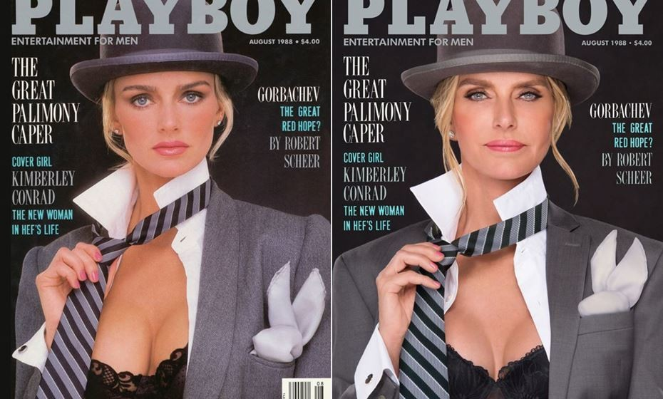 Kimberley Conrad, Playmate 1988/2017