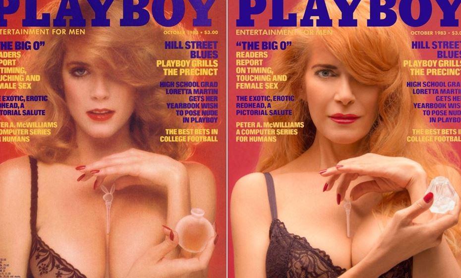 Charlotte Kemp, Playmate 1983/2017