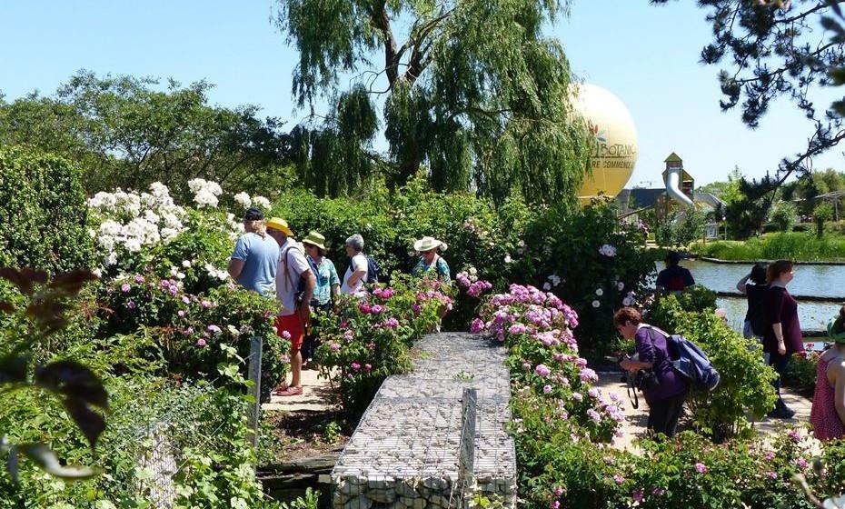 Terra Botanica, Angers, Franca
