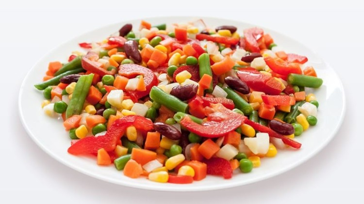 Rótulos atraentes tornam vegetais mais apelativos
