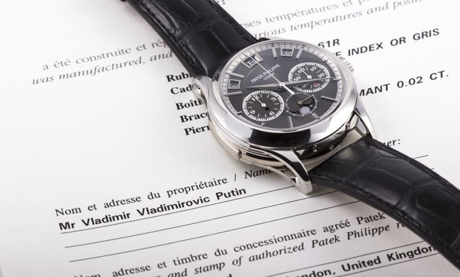 Patek Philippe, referência 5208. Imagens: Monaco Legend Auctions