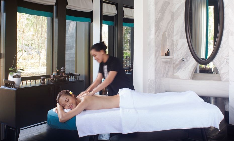 Harnn Heritage Spa, InterContinental Danang Sun Península Resort, Vietnam.