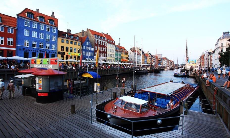 Copenhaga  - Na verdade, é surpreendente que a cidade dinamarquesa figure no ranking, já que há mais porcos do que pessoas na Dinamarca. Mas mesmo assim é possível pedir o tradicional Smørrebrød com um delicioso vegetal espalhado no topo.
