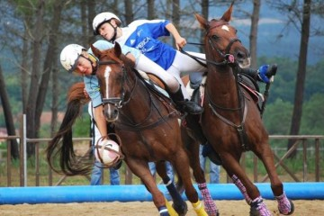 Beja recebe Campeonato Europeu de Horseball