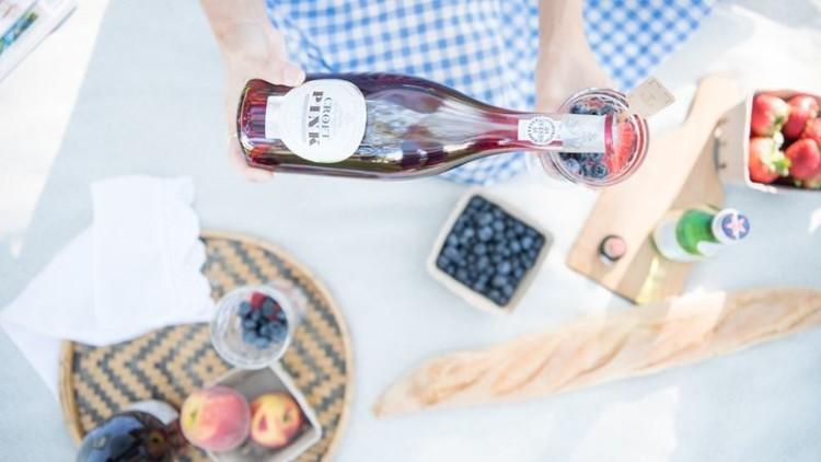 Este é o primeiro vinho do Porto rosé