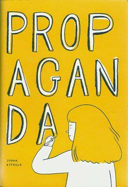 Joana Estrela - Propaganda, capa