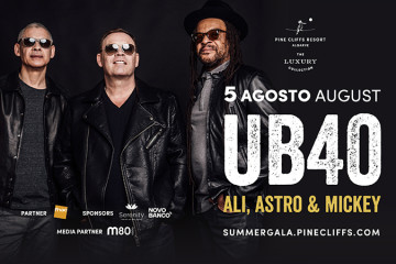Passatempo UB40 – Pine Cliffs Resort