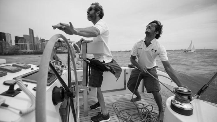 Projeto 'Wheels on Waves' passa por Portugal para alertar para os direitos das pessoas com deficiência
