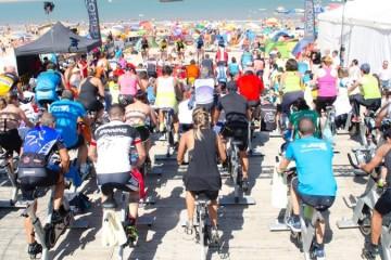 1000 pessoas, 20 nacionalidades, 24h a pedalar em São Martinho do Porto