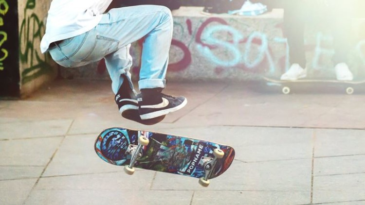 Competição mundial de vert skate pela primeira vez em Lisboa