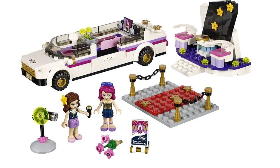 LEGO-Friends_limo