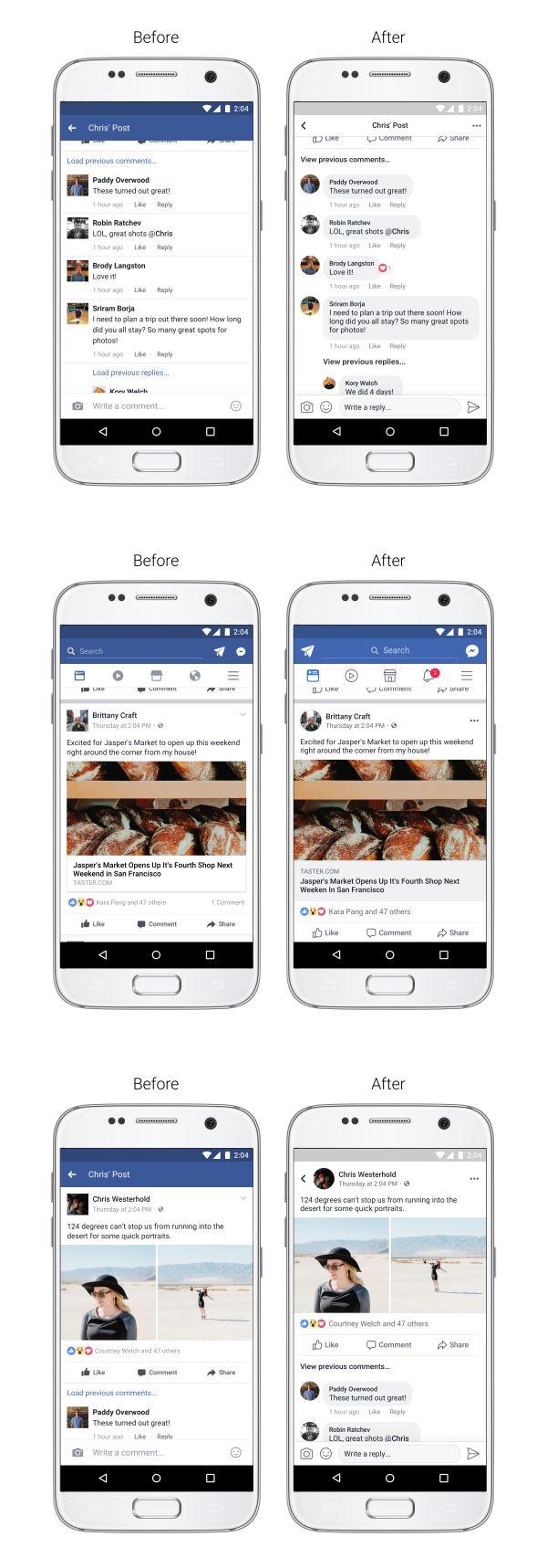 A sua página de Facebook vai mudar nas próximas semanas