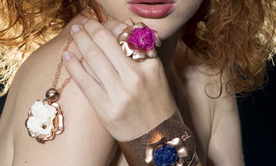 Quanto maior e mais exuberante o anel, mais vincada é determinada característica na sua personalidade.