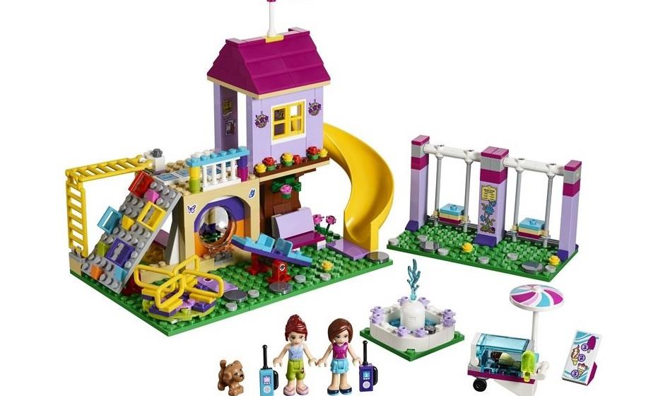 LEGO Sienna
