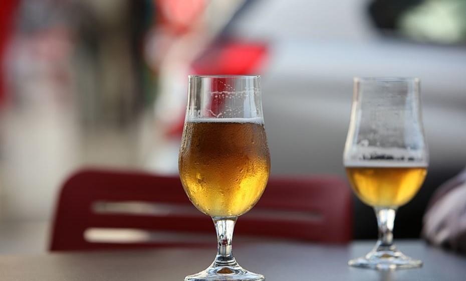 12.Evite beber álcool.