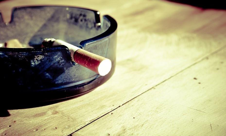 6.No dia escolhido para deixar de fumar pare simplesmente de o fazer. Resista à tentação.