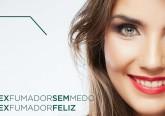 """""""Ex-fumador sem medo e mais feliz"""" é a nova campanha da Sociedade Portuguesa de Pneumologia"""