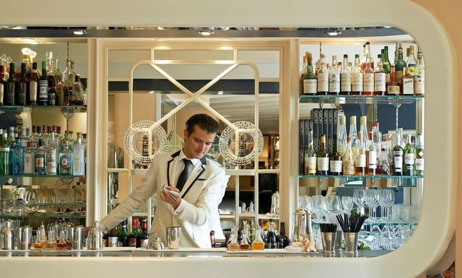1º - ´The American Bar', Londres, Inglaterra
