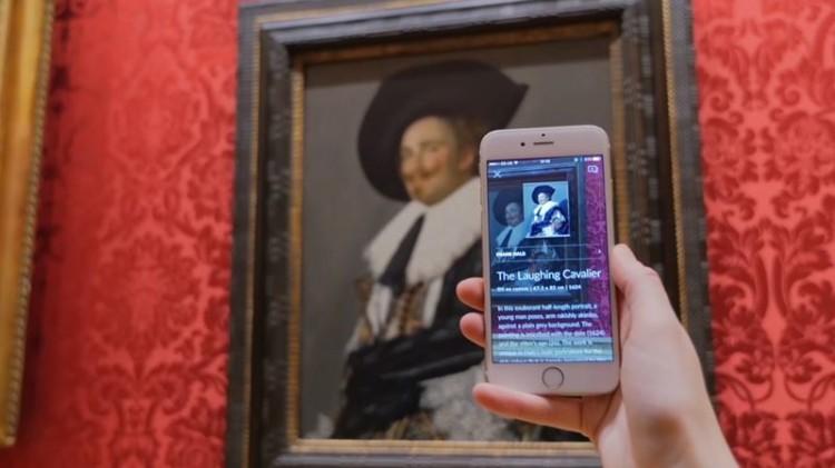 App Smartify quer fazer para a arte o que a Shazam faz para a música