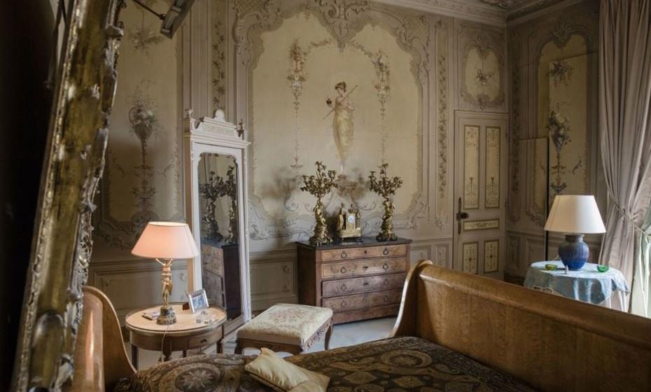 Fotos: Villa Les Cèdres, Bloomberg