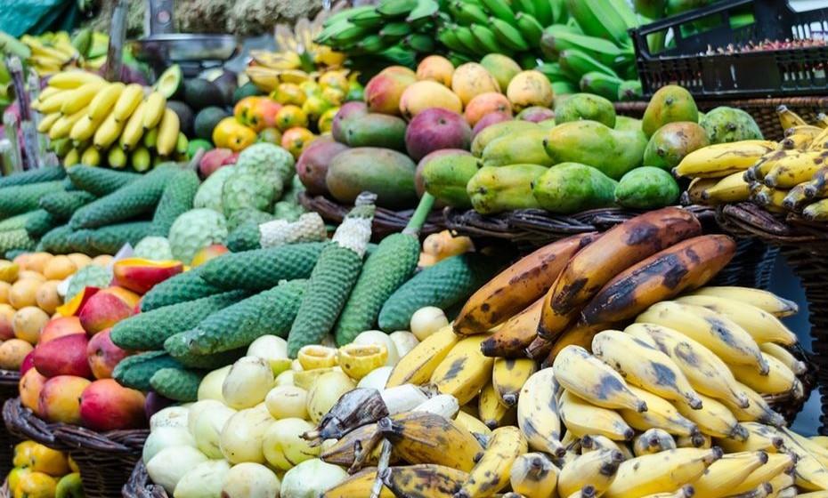 5 – Funchal: Não é uma surpresa que a capital da ilha da Madeira figure no ranking já que a ilha é um paraíso para os apaixonados por frutas exóticas e vegetais variados.