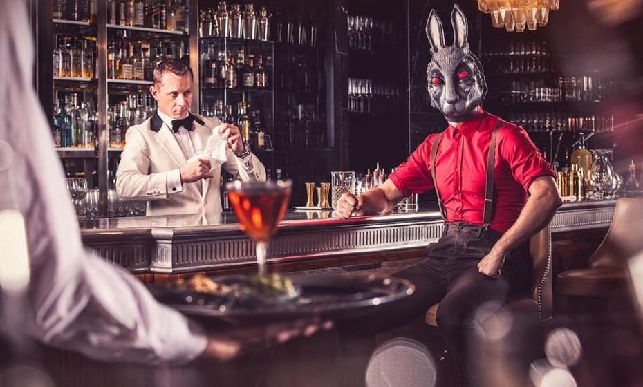 5º - 'The Dead Rabbit', Nova Iorque, EUA