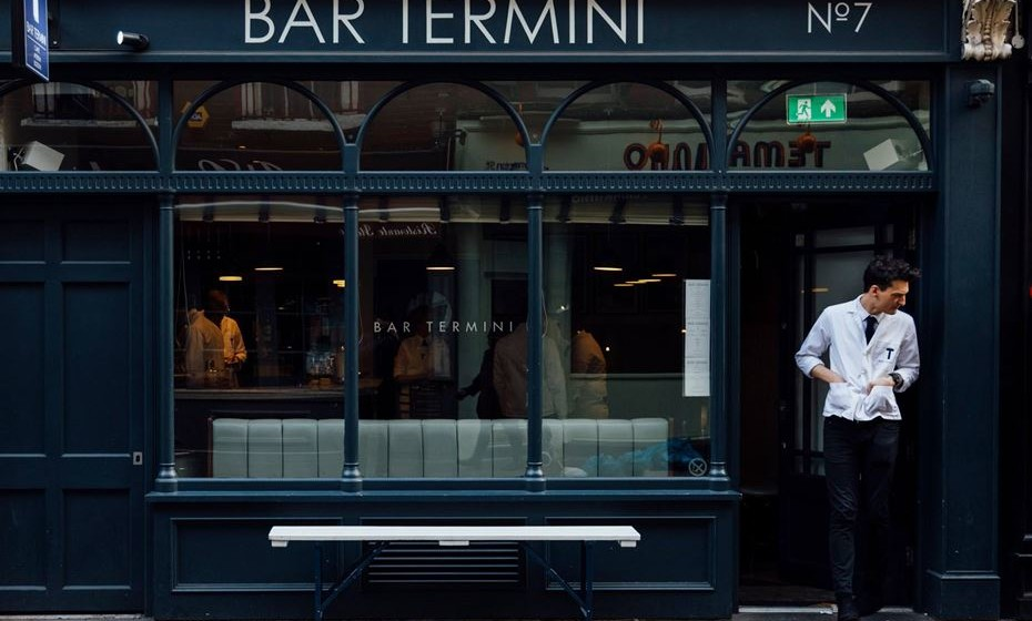 9º - 'Bar Termini', Londres, Inglaterra