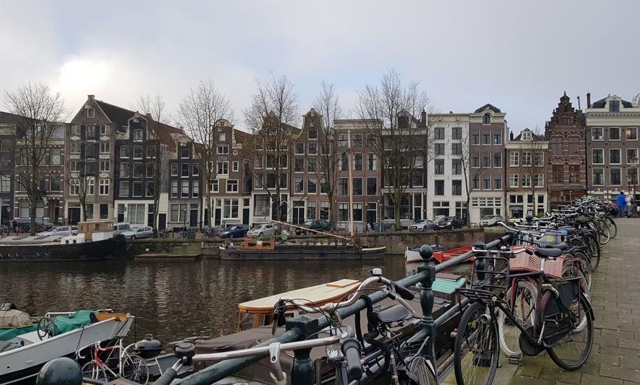 Apesar de o centro da cidade ser relativamente grande, com um bom par de ténis está apto a visitar a cidade a pé. Se escolher o modo holandês, a bicicleta, respeite as direções das faixas para ciclistas.