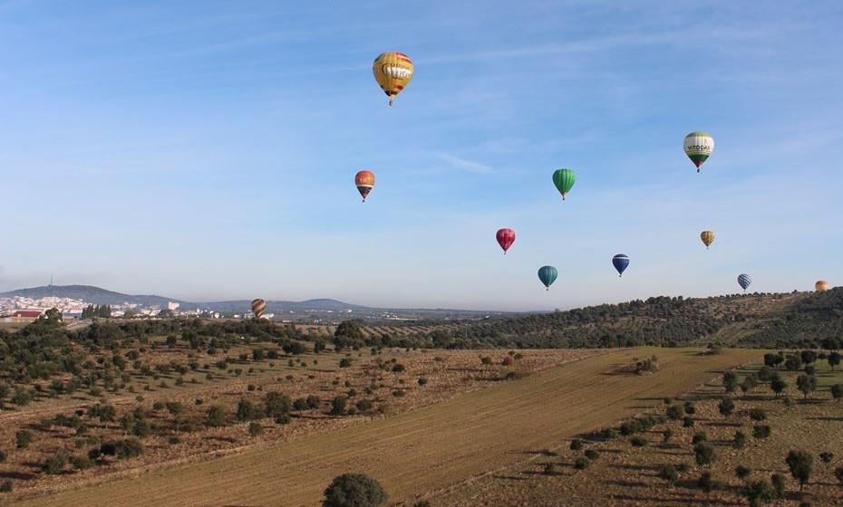 Fotos: Festival Internacional Balões de Ar Quente