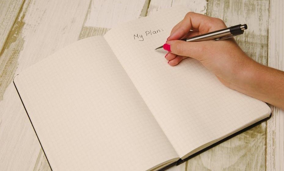 3. Fazer uma coisa de cada vez. Concentrar-se, realizar tarefas semelhantes de uma só vez. Quando começa alguma coisa termina.