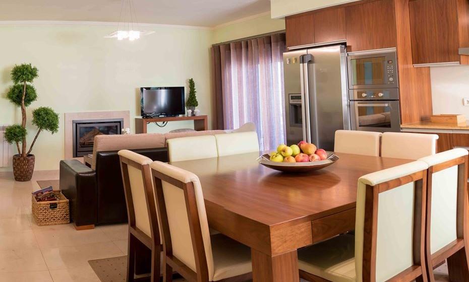 Veja o ar acolhedor da cozinha. Fotos: Angela Pinheiro Home Design