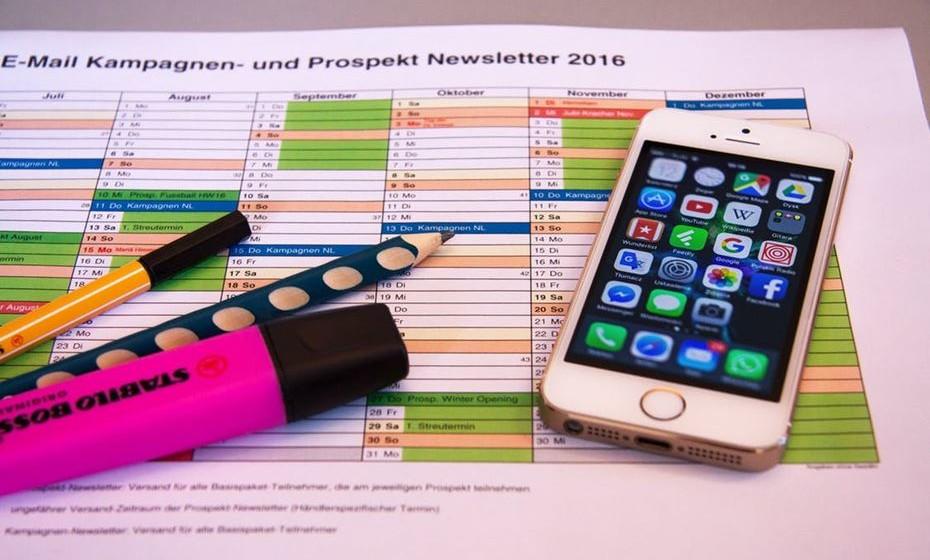 5. Organizar-se- definir objetivos e metas, determinar prioridades.