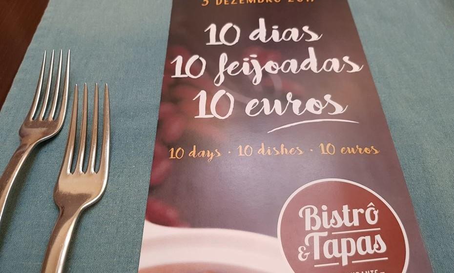 A temporada gastronómica está disponível até 3 de dezembro