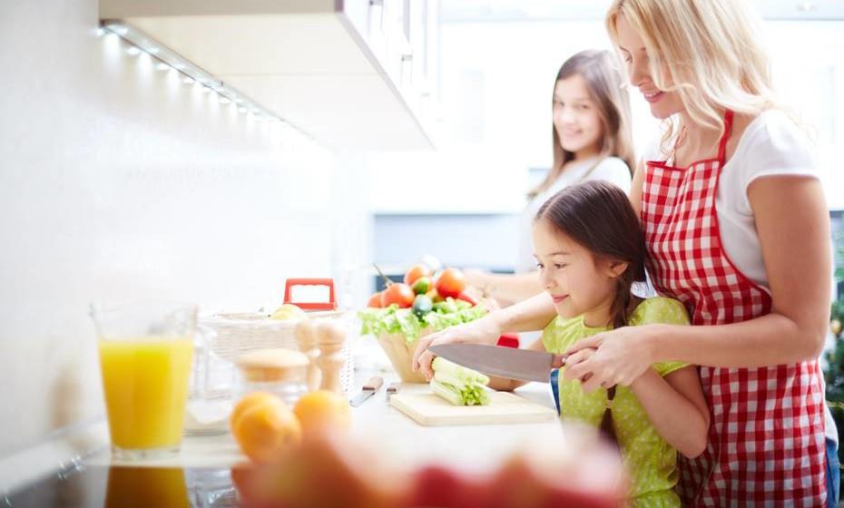 9. Mobiliza o seu clã – família, amigos, vizinhos etc..