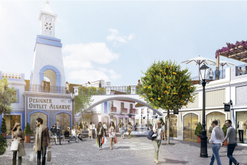 Designer Outlet Algarve: o novo shopping que tem uma loja IKEA dentro