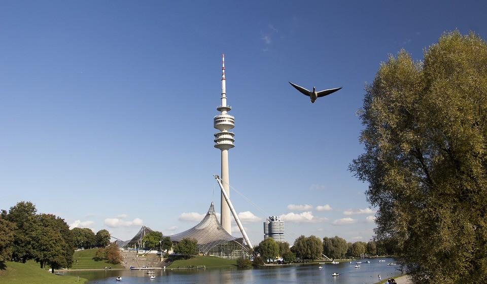 17 – Munique, Alemanha. Residência principal: 1060/ Residência de férias: 292.