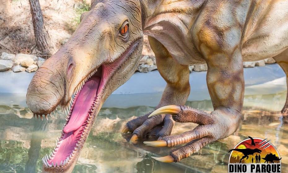 O Parque dos Dinossauros da Lourinhã será o maior museu ao ar livre de Portugal e um dos maiores parques temáticos de dinossauros da Europa.